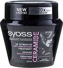 Düfte, Parfümerie und Kosmetik Haarmaske - Syoss Ceramide Complex Intensive Anti-Breakage Treatment