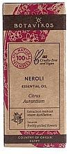 Düfte, Parfümerie und Kosmetik Ätherisches Neroliöl - Botavikos 100% Neroli Essential Oil