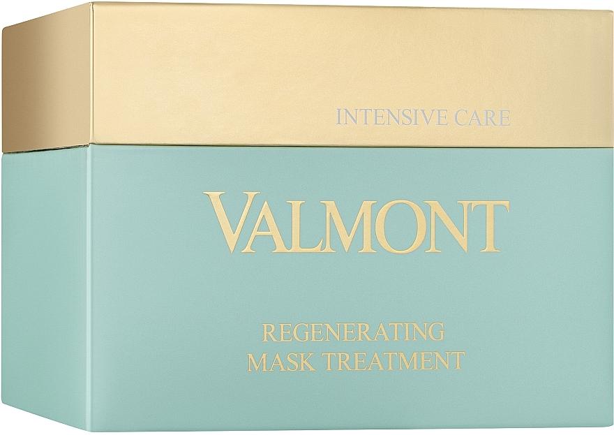 Gesichtsmasken-Set mit Kollagen zur Hautregeneration - Valmont Intensive Care Regenerating Mask Treatment