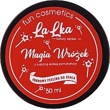 Düfte, Parfümerie und Kosmetik Zuckerpeeling für den Körper mit Orange - Lalka Sugar Body Peeling