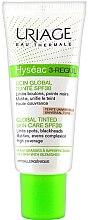 Düfte, Parfümerie und Kosmetik Getönte Gesichtspflege für fettige Haut SPF 30 - Uriage Hyseac 3-Regul Global Tinted Skin-Care SPF 30