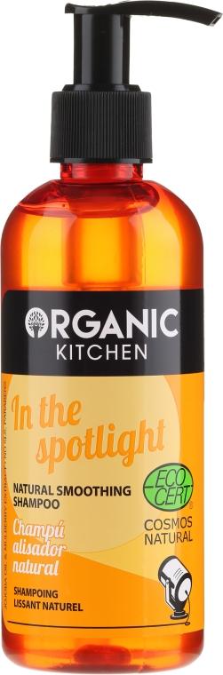 "Glättendes Shampoo ""In the spotlight"" - Organic Shop Organic Kitchen Shampo"