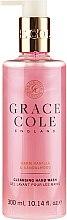 Düfte, Parfümerie und Kosmetik Handseife mit Sandelholz und Vanille - Grace Cole Warm Vanilla & Sandalwood Hand Wash