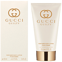 Düfte, Parfümerie und Kosmetik Gucci Guilty - Körperlotion