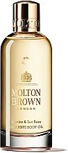 Düfte, Parfümerie und Kosmetik Molton Brown Jasmine & Sun Rose Exquisite Body Oil - Trockenes Körperöl mit Jasmin und Sonnenrose