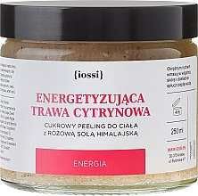 Düfte, Parfümerie und Kosmetik Zucker-Körperpeeling mit Zitronengras - Iossi Body Scrub