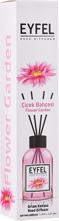 Aroma-Diffusor mit Duftstäbchen Blumengarten - Eyfel Perfume Reed Diffuser Flower Garden