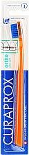 Düfte, Parfümerie und Kosmetik Zahnbürtse ultra weich CS 5460 Ortho orange-blau - Curaprox CS 5460 Ultra Soft Ortho