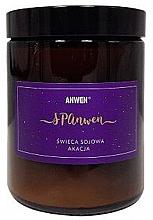 Düfte, Parfümerie und Kosmetik Soja-Duftwachs Akazie - Anwen Acacia