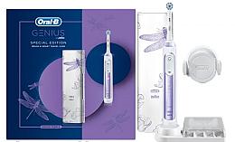 Düfte, Parfümerie und Kosmetik Elektrische Zahnbürste Genius 10000N Special Edition Orchid Purple - Oral B Genius 10000N Special Edition Orchid Purple