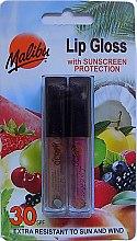 Düfte, Parfümerie und Kosmetik Set - Malibu Lip Gloss SPF30 Set (lip/gloss/2x1.5ml)