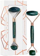 Düfte, Parfümerie und Kosmetik Massageroller für das Gesicht aus Aventurin-Quarz - Crystallove Aventurine Roller