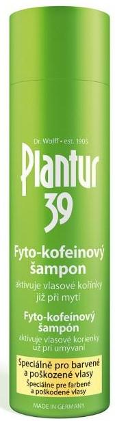 Phyto-Coffein-Shampoo gegen Haarausfall für coloriertes und strapaziertes Haar - Plantur Nutri Coffein Shampoo — Bild N2