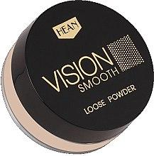 Düfte, Parfümerie und Kosmetik Loser Gesichtspuder - Hean Vision Smooth Loose Powder
