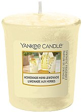 Düfte, Parfümerie und Kosmetik Votivkerze Homemade Herb Lemonade - Yankee Candle Votiv Homemade Herb Lemonade