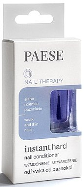 Kräftigender Conditioner für schwache und dünne Nägel - Paese Nail Therapy Instant Hard Conditioner