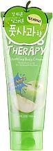 Düfte, Parfümerie und Kosmetik Körpercreme Grüner Apfel - Farms Therapy Sparkling Body Cream Green Apple
