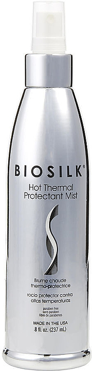 Schützender Haarnebel - Biosilk Hot Thermal Protectant Mist