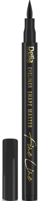 Eyeliner - Delia Cosmetics Shape Master Fine Line Eyeliner