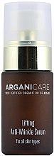 Düfte, Parfümerie und Kosmetik Anti-Falten Gesichtsserum mit Lifting-Effekt und Bio Arganöl - Arganicare Lifting Anti-Wrinkle Serum