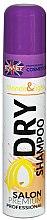 Düfte, Parfümerie und Kosmetik Trockenshampoo für blondes und helles Haar - Ronney Dry Shampoo Blonde & Light
