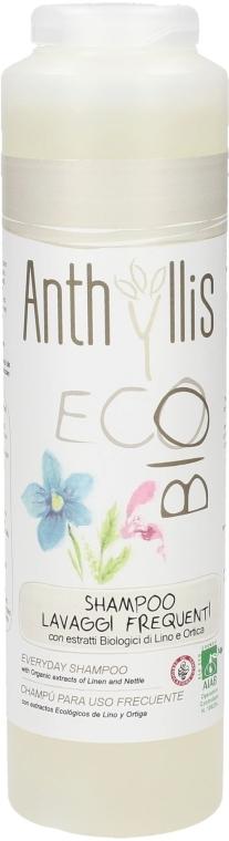 Mildes Basis-Shampoo für alle Haartypen - Anthyllis Shampoo for Frequent Use