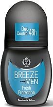 Düfte, Parfümerie und Kosmetik Breeze Roll-On Deo Fresh Protection - Deo Roll-on