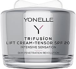 Düfte, Parfümerie und Kosmetik Feuchtigkeitsspendende Anti-Aging Lifting-Creme - Yonelle Trifusion Lift Cream-Tensor SPF20