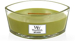 Düfte, Parfümerie und Kosmetik Duftkerze im Glas Apple Basket - WoodWick Candle Elipsa Apple Basket
