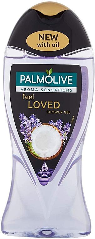 Duschgel Feel Loved mit Öl - Palmolive Aroma Sensations Feel Loved Shower Gel