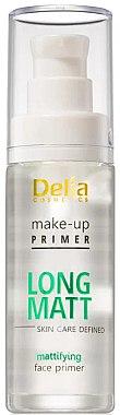 Mattierende Make-up Base - Delia Cosmetics Long Matt Make Up Primer