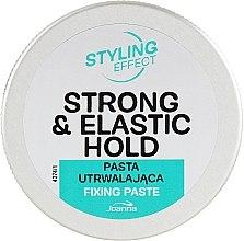 Düfte, Parfümerie und Kosmetik Modellierende Haarpaste mit Sheabutter - Joanna Styling Effect Strong & Elastic Hold Fixing Paste