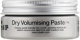 Düfte, Parfümerie und Kosmetik Trockene Volumenpaste für das Haar - Label.M Dry Volumising Paste