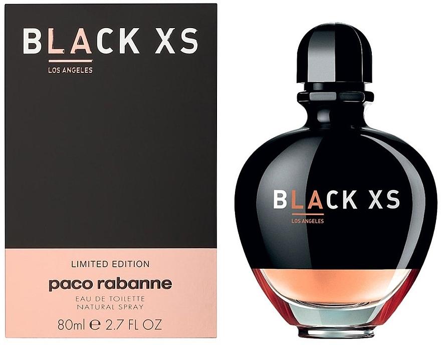 Paco Rabanne Black XS Los Angeles Women - Eau de Toilette — Bild N1