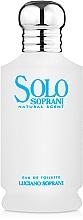 Düfte, Parfümerie und Kosmetik Luciano Soprani Solo Soprani - Eau de Toilette