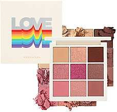Düfte, Parfümerie und Kosmetik Lidschattenpalette - Holika Holika Love Who You Are Love Shadow Palette