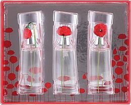 Düfte, Parfümerie und Kosmetik Kenzo Flower by Kenzo - Duftset