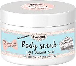 Düfte, Parfümerie und Kosmetik Bio Körperpeeling mit Kokosnuss - Nacomi Body Scrub