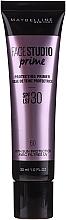 Düfte, Parfümerie und Kosmetik Schützender Gesichtsprimer - Maybelline Face Studio Prime Protecting Primer 60 SPF 30