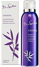 Düfte, Parfümerie und Kosmetik Feuchtigkeitsspendender Duschschaum mit Jasmin, Litschi und Perillaöl - Dr. Spiller Gaoxing Shower Foam