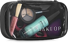 Düfte, Parfümerie und Kosmetik Kosmetiktasche Basic (ohne Inhalt) - MakeUp B:17,5 x H:9,5 x T:6 cm