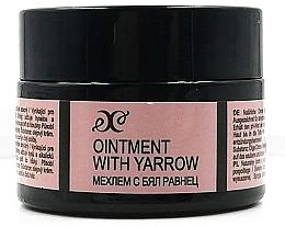 Düfte, Parfümerie und Kosmetik Natürliche Salbe für trockene Haut mit Schafgarbe - Hristina Cosmetics Ointment