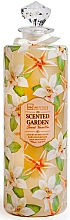Düfte, Parfümerie und Kosmetik Schaumbad Sweet Vanilla - IDC Institute Scented Garden Luxury Bubble Bath Sweet Vanilla
