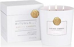 Düfte, Parfümerie und Kosmetik Duftkerze Savage Garden - Rituals Private Collection Savage Garden Candle