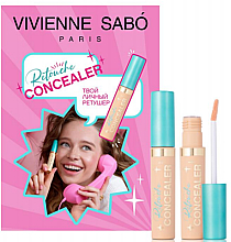 Düfte, Parfümerie und Kosmetik Gesichts-Concealer - Vivienne Sabo Retouche Concealer