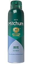Düfte, Parfümerie und Kosmetik Deospray Antitranspirant - Mitchum Men Ice Fresh 48hr Anti-Perspirant