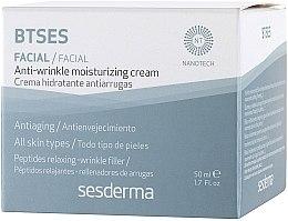 Feuchtigkeitsspendende Anti-Falten Gesichtscreme - SesDerma Laboratories BTSeS Anti-wrinkle Cream — Bild N3