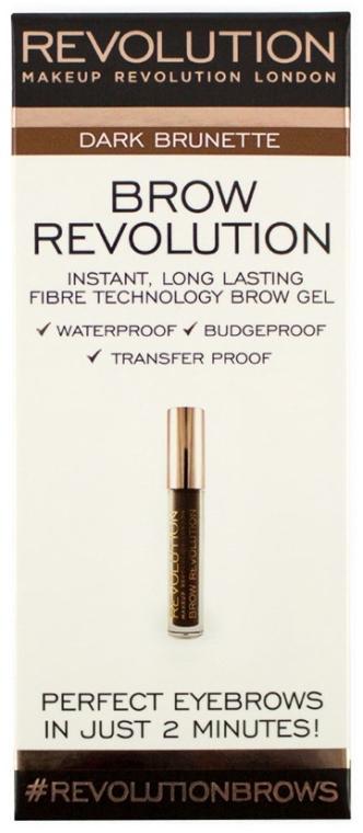 Augenbrauengel - Makeup Revolution Brow Revolution Brow Gel