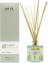 Düfte, Parfümerie und Kosmetik Raumerfrischer Patchouli & Cedar - Ambientair Lab Co. Patchouli & Cedar