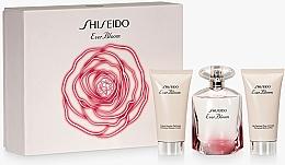 Düfte, Parfümerie und Kosmetik Shiseido Ever Bloom - Duftset (Eau de Parfum 50ml + Körperlotion 50ml + Duschcreme 50ml)